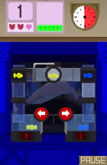 Mini-games galore