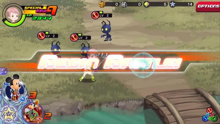 Turn-based combat