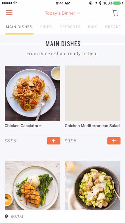 Munchery fresh food delivery by munchery inc munchery is a food delivery app that focuses on healthy meals get food that is made from fresh seasonal ingredients and have it delivered on demand or forumfinder Gallery