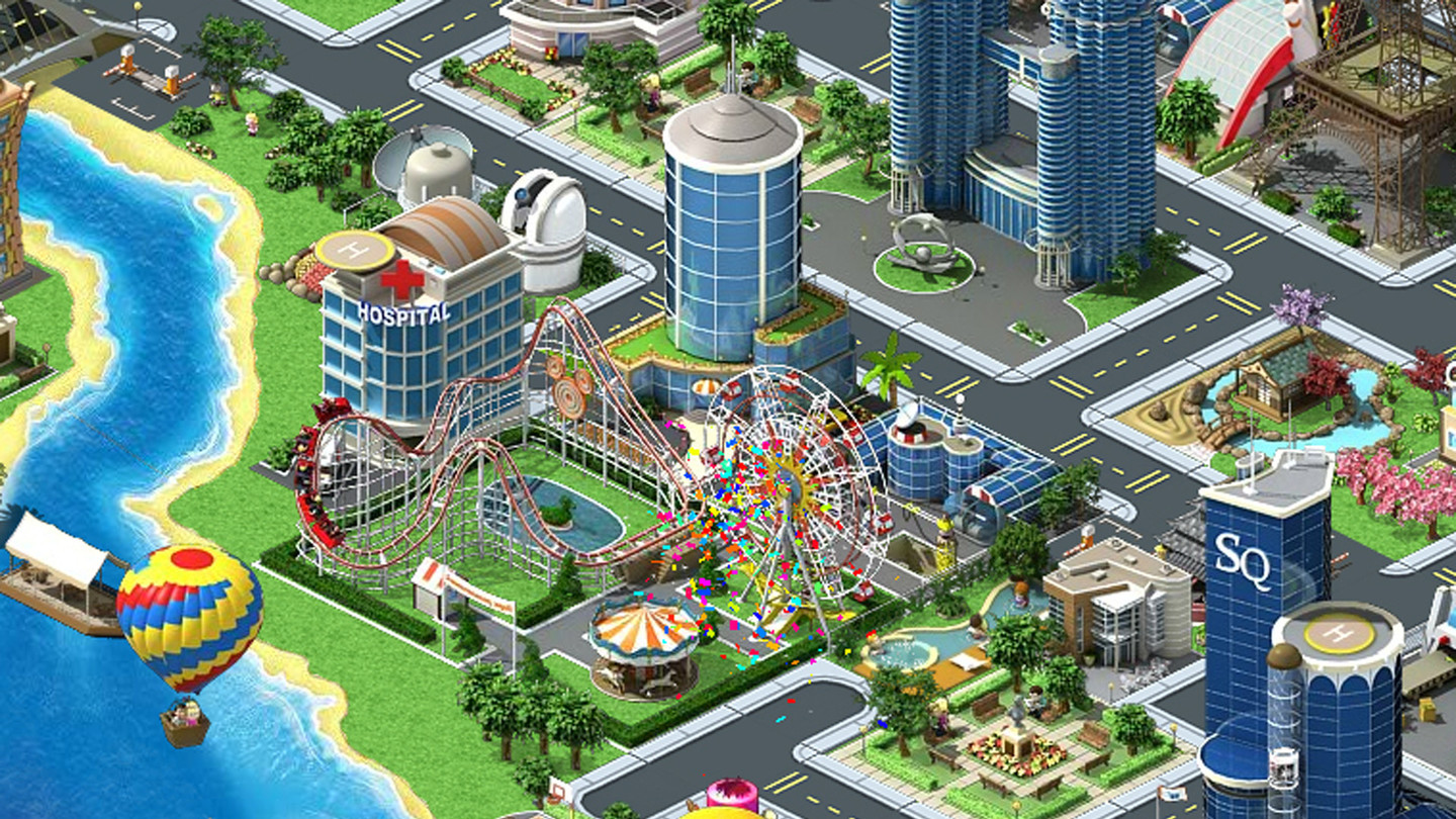 Megapolis: Big City Tycoon Sim