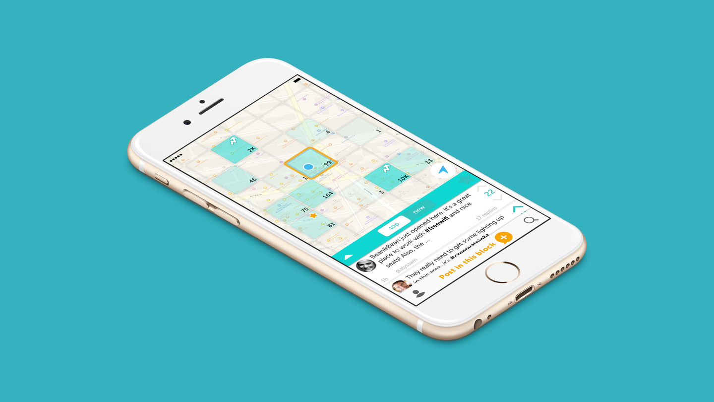Gabbermap - Find a map you love!