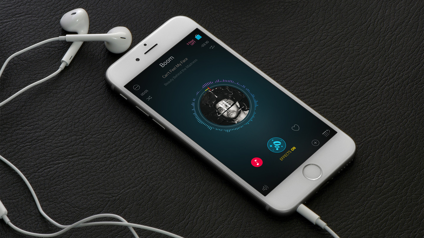 Boom: Music Player & Equalizer by Global Delight