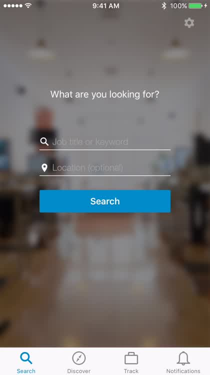 Search and discover