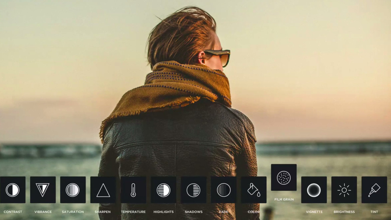 MuseCam - Photo Editor