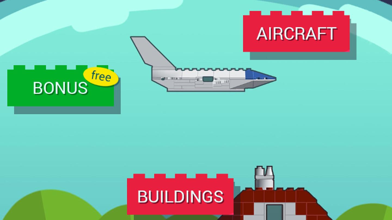 Build Bricks - Lego Edition