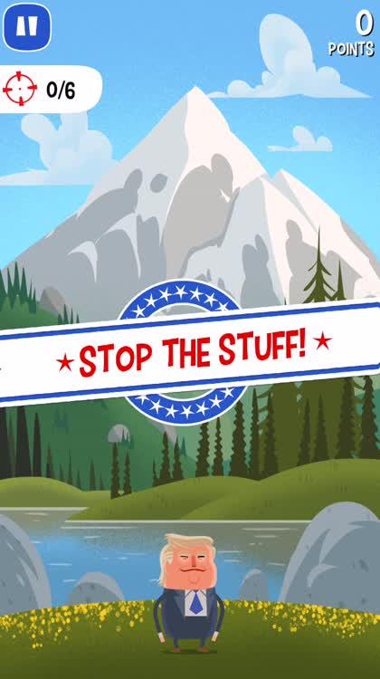 Stop the stuff