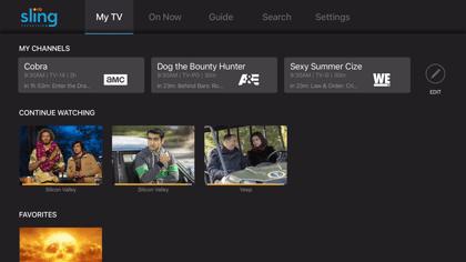 TV Subscriptions on Apple TV
