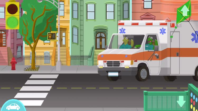 Help the ambulanceman