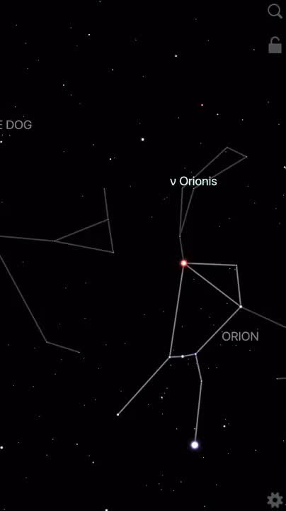 Orion_ constellation
