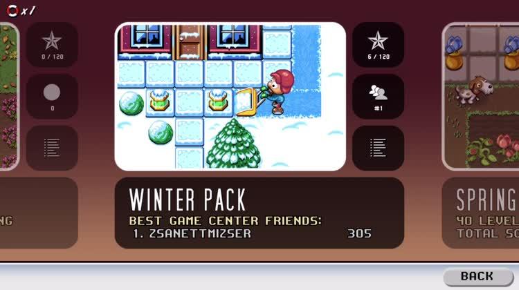 Winter - it's winter