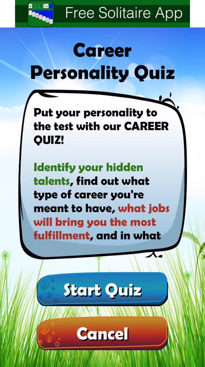 Examine what jobs sound interesting to you