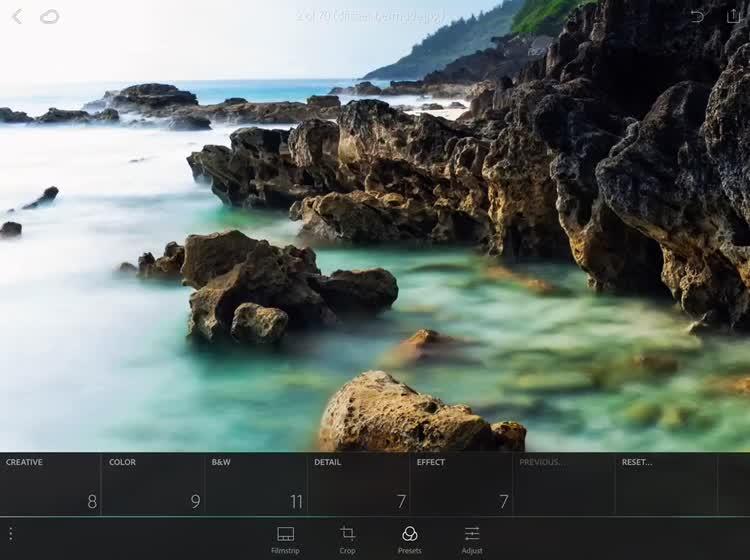 Adobe Photoshop Lightroom for iPad