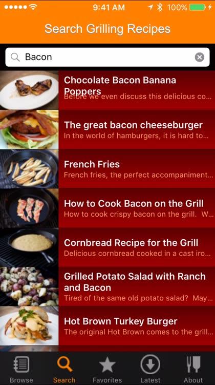 Mmmm...bacon