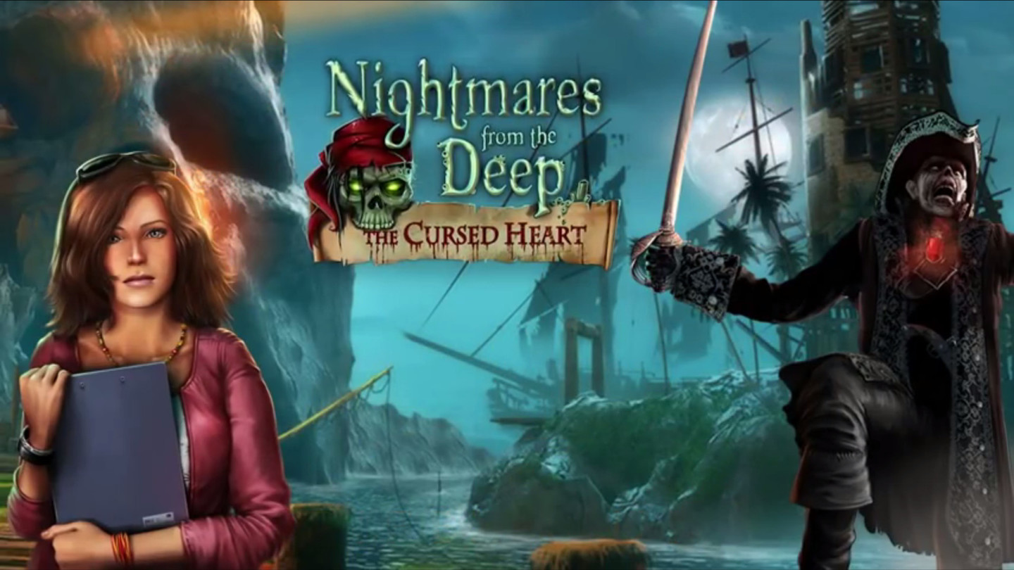 Nightmares from the Deep™: The Cursed Heart, Collector's Edition