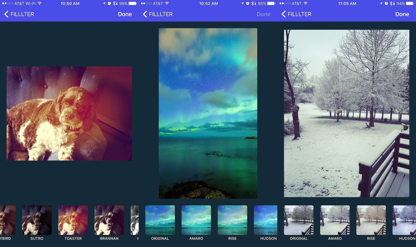 Filllter - Filters & Effect for Live Photos