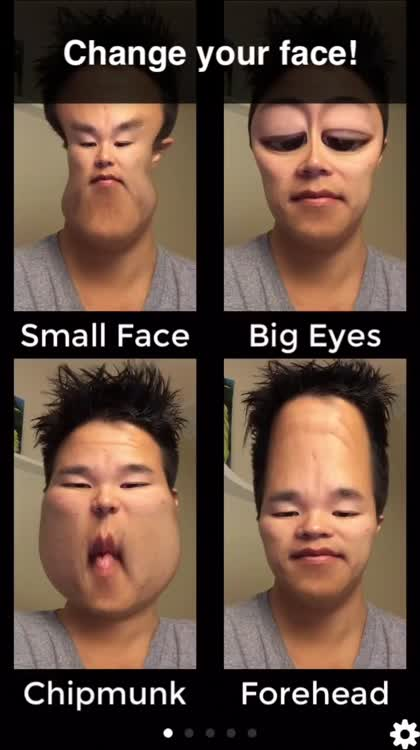 Change your face!