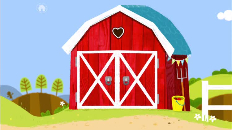 Get to know the barn animals with the farmer