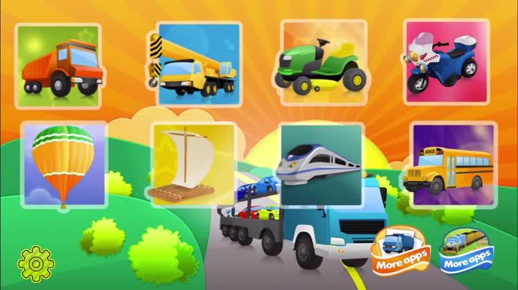 Choose a vehicle types