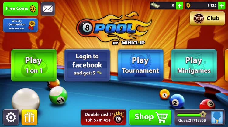 The world's biggest online pool game