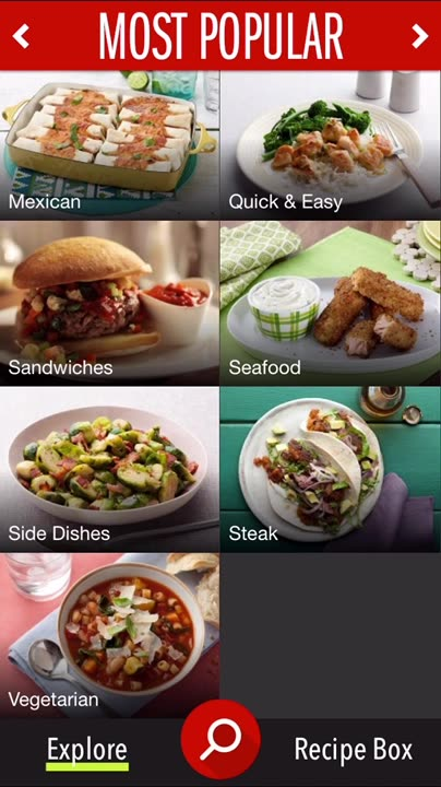 Save your favorite Food Network recipes, add to Recipe Box