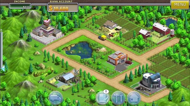 Upgrade the Grain Farm