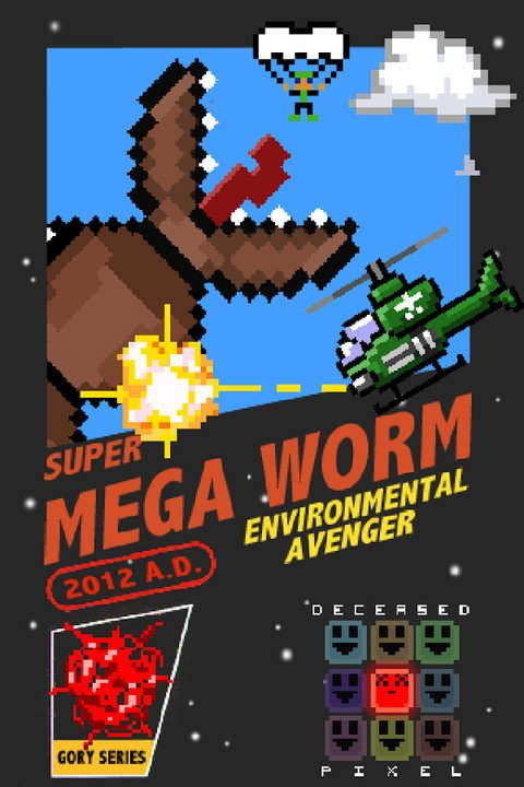Super Mega Worm