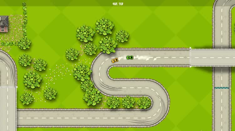 All New Raceways