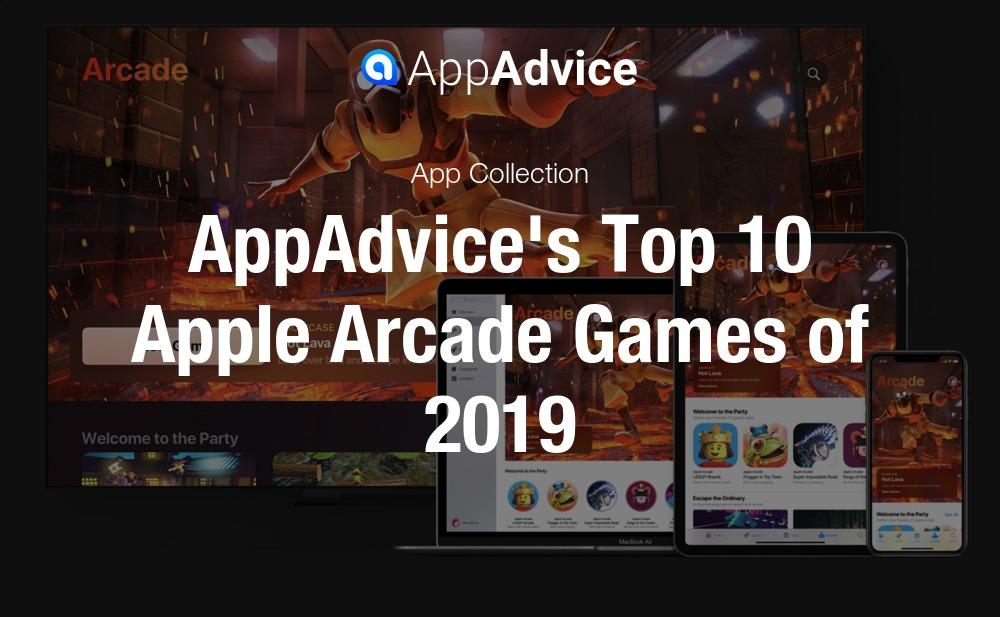 AppAdvice's Top 10 Apple Arcade Games of 2019