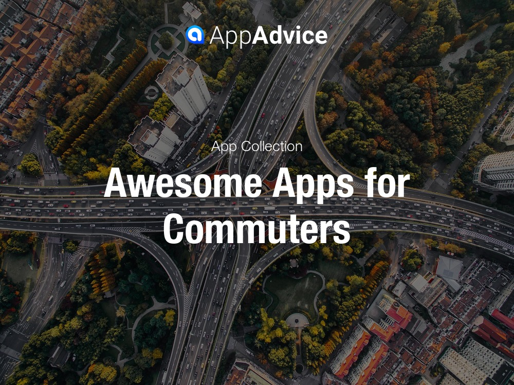Apps for commuters
