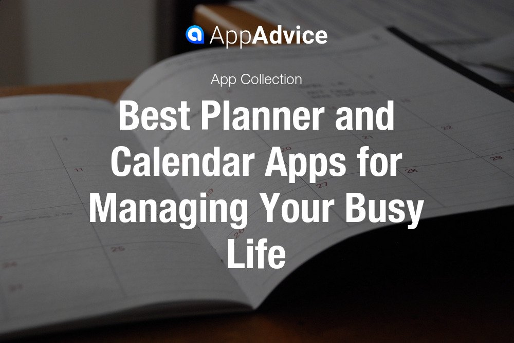 Best planning and calendar apps for iOS