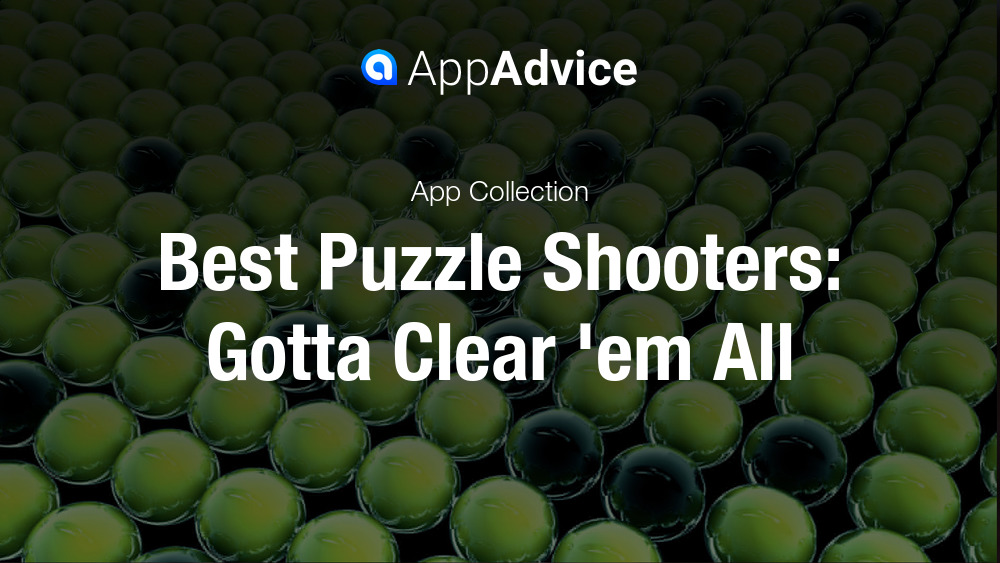 Best puzzle shooting games on iOS