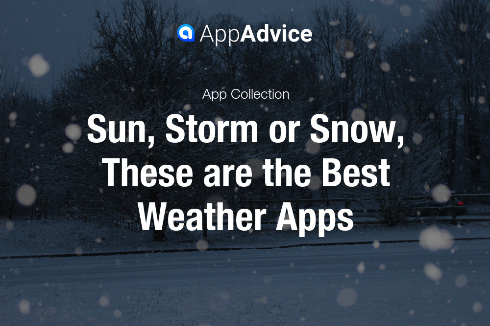 what is the best weather app for iphone best weather apps for ios 21221