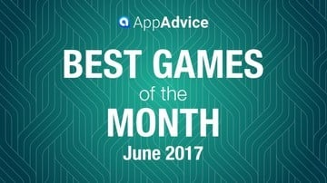 Best Games For June 2017