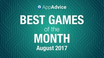 Best Games Of August 2017