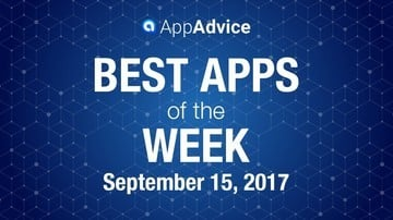 Best Apps for September 15