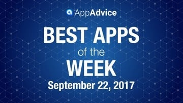 Best Apps of the Week for September 22