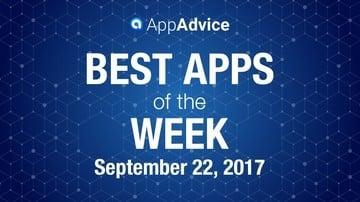 Best Apps of the Week for September 22