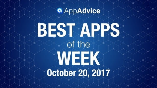Best Apps of the Week for October 20, 2017