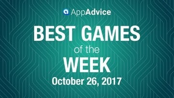 The Best Games For The Week Of October 26th, 2017