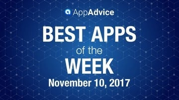 Best Apps of the Week for November 10, 2017