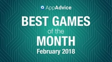 Best Games Of February 2018