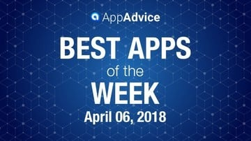Best New Apps for the Week of April 6, 2018