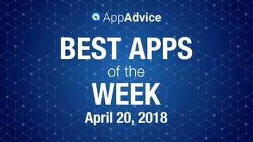 Best New Apps for the Week of April 20, 2018