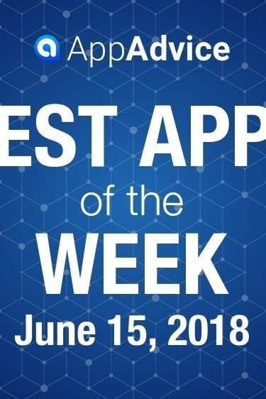 Best Apps of the Week June 15, 2018