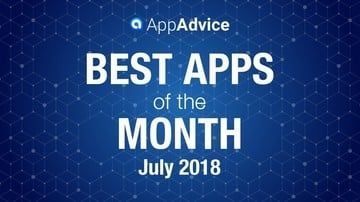 Best Apps of the Month July 2018