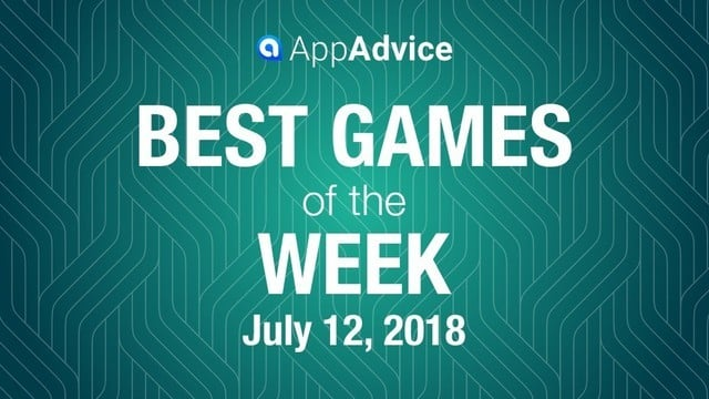 The Best Games Of The Week: July 12th, 2018