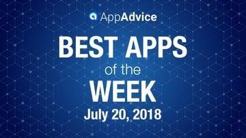 Best Apps of the Week July 20, 2018