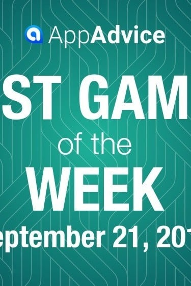 Best Games of the Week Sept. 21, 2018