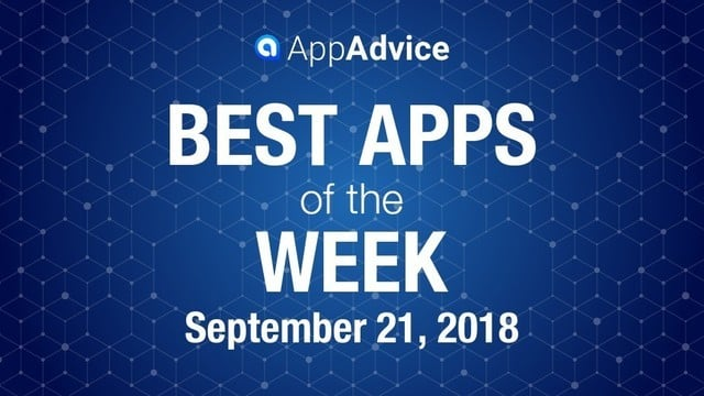 Apps of the Week Sept. 21, 2018