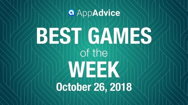 Best Games of the Week Oct. 26, 2018